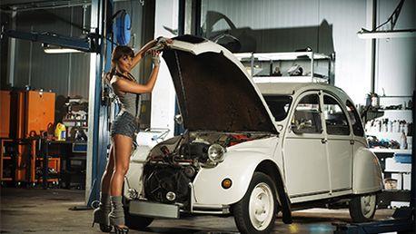 Len 4,90 € za kompletnú kontrolu technického stavu vozidla! Zverte svoje auto profesionálom v autoservise na Krajinskej ulici! Za 11,90 € kontrola + čistenie klímy!