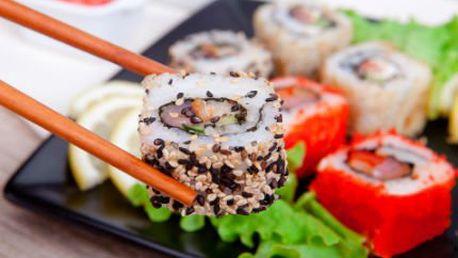 Připravte si pravé japonské sushi z pohodlí domova jen za 399 Kč.