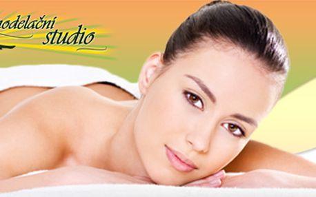 Kombinovaná zdravotní masáž zad: 30 minut masáže + 30 minut Handy Cure!