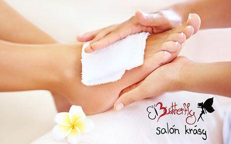 Len 9,90 € za profesionálnu mokrú pedikúru, peeling a reflexno-relaxačnú masáž. Relax a zdravie pre nohy so zľavou 60%.
