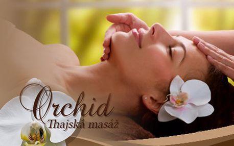 Thajské masáže vykonávané certifikovanými terapeutkami z Thajska! Načerpajte novú energiu a dodajte vitalitu svojmu telu teraz so zľavou až 53%!