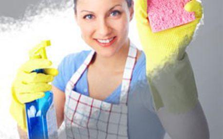 Brno: JARNÍ úklid vaší domácnosti. Svěřte nemilé domácí povinnosti do šikovných a SPOLEHLIVÝCH rukou