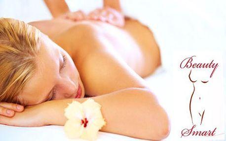 30 min. luxusních masáží dle výběru v centru Prahy