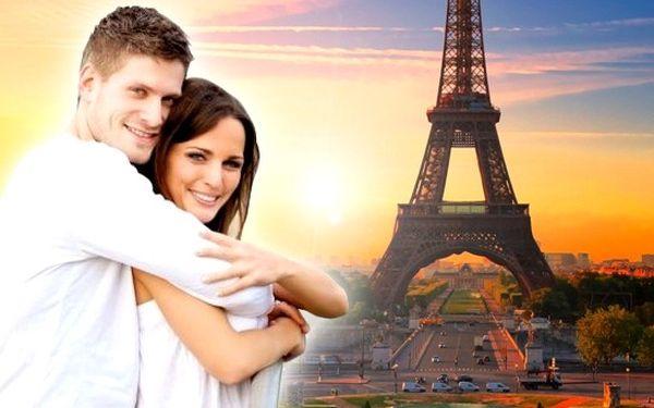 Jaro v Paříži - autobusový zájezd pro 1 osobu!