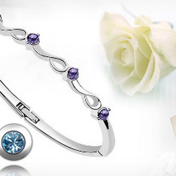 Set něžných šperků s krystaly Swarovski Crystallized za pouhých 499 Kč!