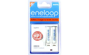 Značková nabíječka Sanyo Eneloop MDR02-E-2-4UTG
