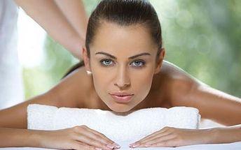 Hodinová kancelářská masáž pro ženy s nahřátím ztu...