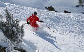 7-denní lyžařský zájezd vč.skipasu do Savojských Alp středisko La Norma
