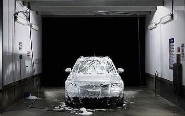 Umytie auta s využitím vysokokvalitného vosku a aktívnej peny len za 3,49 €! Profesionálne očistenie vášho auta s umývacím programom č. 1 v autoumyvárke V.I.P.!