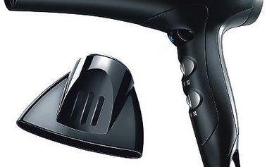 REMINGTON vysoušeč vlasů D5015, 2100W, 3 teploty, 2 rychlosti, odnímatelná zadní mřížka pro snadné čištění