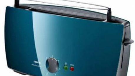 Topinkovač Siemens TT 60109, pro 1 velký krajíc chleba nebo 2 tousty