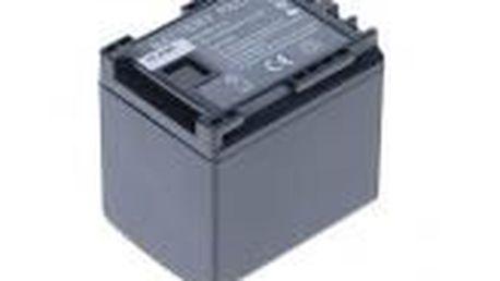 Nabíjecí baterie značky Avacom Canon BP-809, BP-819 Li-ion