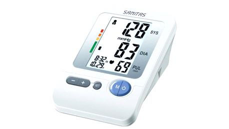 Měřič krevního tlaku na paži Sanitas SBM 21