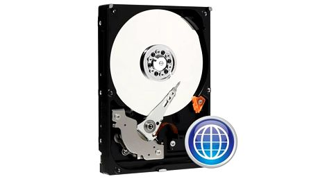 "Pevný disk pro PC HDD 3,5"" Western Digital Blue 250GB SATA III, 7200 ot/min, 16MB cache"