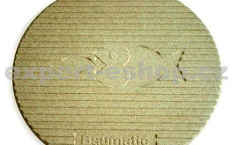 Příslušenství Baumatic BPS2 pizza kámen kulatý