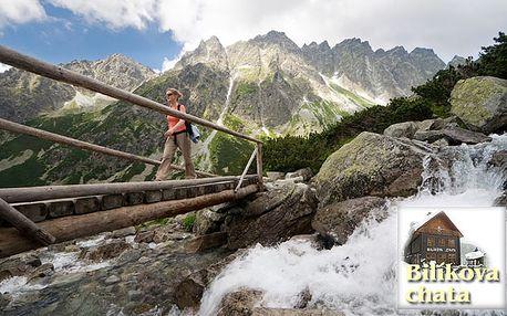 Dobrodružstvo uprostred lesa v nadmorskej výške 1255 m. Dve alebo tri noci pod tatranskými štítmi s polpenziou a vstupom do sauny už od 75€.