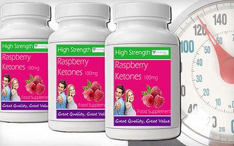 Objavte pozitívne účinky Malinového ketónu. 60 kapsúl len za 15 € vrátane poštovného. Chudnite rýchlo a zdravo, potlačte chuť do jedla a zvýšte svoju energiu so zľavou 62%.