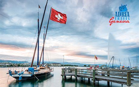 Navštívite nádherné historické centrum Ženevy, katedrálu Notre Dame + možnosť plavby po Ženevskom jazere - najväčšie jazero centrálnej Európy s prekrásnou alpskou panorámou!