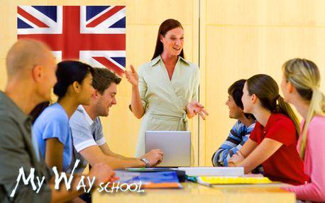 6 až 12-týždňový kurz ANGLIČTINY pre začiatočníkov, falošných začiatočníkov aj pokročilých! Čakajú na vás špičkoví lektori, pre ktorých je prioritou konverzácia!