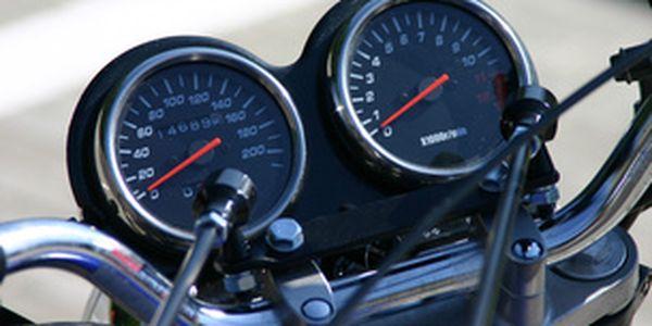 Řidičák na motorku v Praze (skupina A bez omezení)