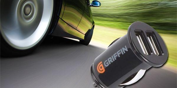 Len 3,74 € za USB nabíjačku s 2 výstupmi pre nabíjanie akéhokoľvek zariadenia s USB portom priamo vo vašom aute!