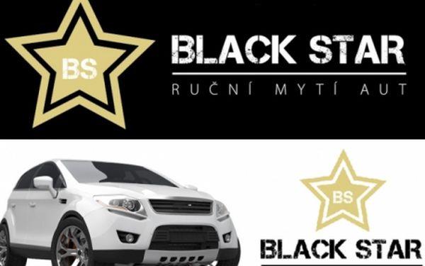 KOMPLETNÍ MYTÍ AUTA! Již od 449 Kč v Automyčce Blackstar! VÝBĚR ze 3 špičkových programů! Kompletní péče o interiér i exteriér vašeho auta!!!