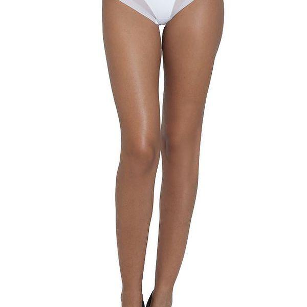 Dámske biele sťahovacie nohavičky My Shapes