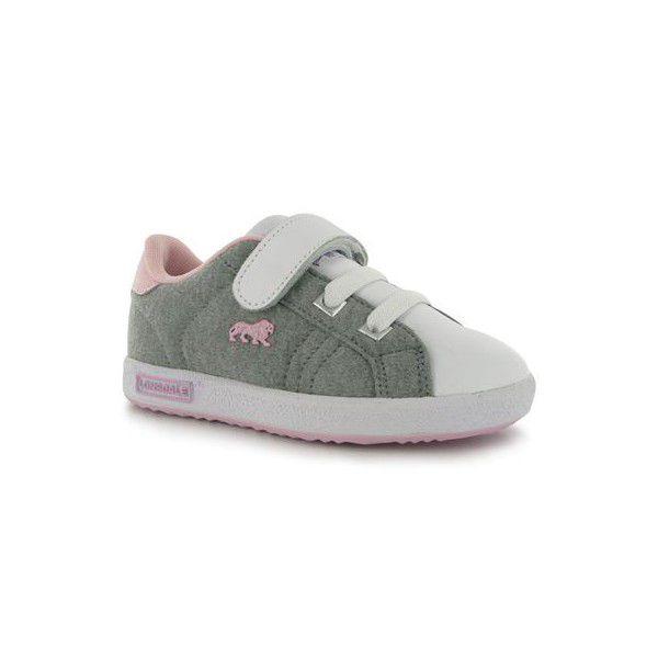 Kojenecké boty Lonsdale Kenton Trainers Infants, kvalitní podrážka, dokonalá přilnavost
