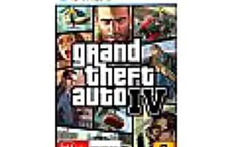 Rockstar Games Grand Theft Auto IV - PC