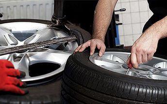 Letní přezutí pneumatik vašeho vozu