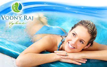 Len 12 € za vstup do termálnych vôd, ktorých účinky poznala aj Mária Terézia. Sauny, vírivka, masáže a bazén pre jednu osobu + osvieženie v podobe pivka alebo kofoly so zľavou 51%.
