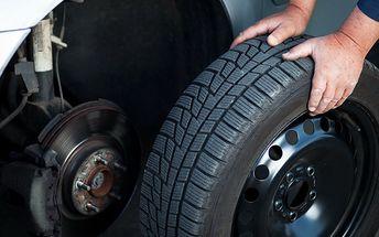 Doprajte svojmu miláčikovi letnú obuv. Prezutie a vyváženie pneumatík už od 12,90 €.