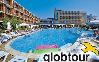 12-dňový zájazd do Hotela BAJKAL****+ na Slnečnom pobreží v TOP sezóne od CK Globtour. Odlety z BA, KE, PP alebo Sliača, all inclusive! Pre rezerváciu stačí zaplatiť zálohu 99 €!