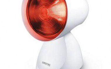 Intensivní infračervená lampa žárovka z tlakového skla Sanitas SIL 16