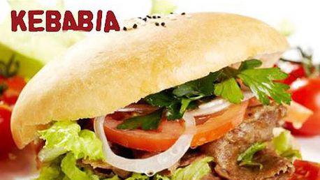 Pochutnajte si na teľacom alebo kuracom kebabe v čerstvo upečenom chlebe plus hranolky len za 2,75 € po 40% zľave. Odporúča aj strýko Fester.