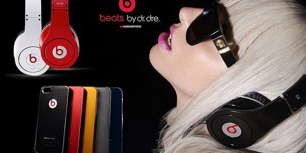 Kompaktné slúchadlá s uchvacujúcim zážitkom všade tam, kde Vás to s hudbou baví. Značkové, ľahké, slúchadlá Monster Beats alebo obal na iPhone by Dr. Dre so zľavou až 67%.