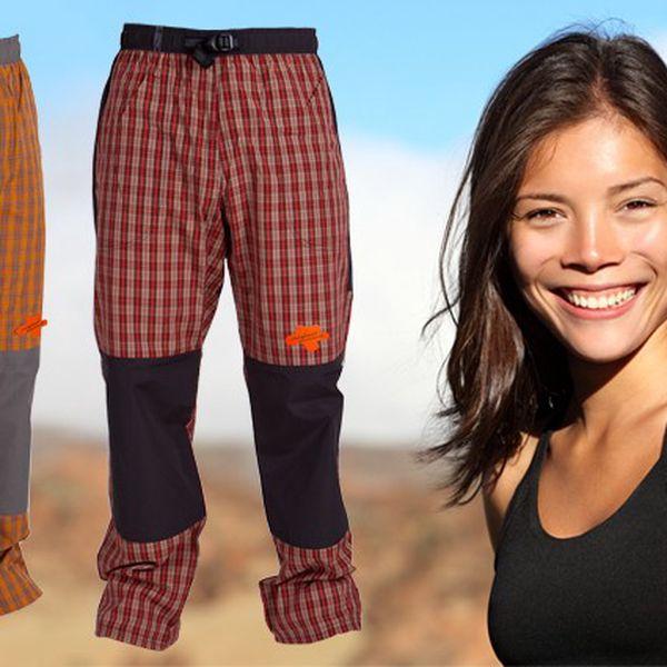 Dámské pohodlné sportovní kalhoty značky Neverest - barevné varianty.