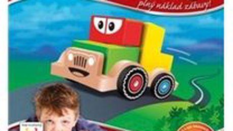 Veselá hračka pro děti Mindok Smart Chytré autíčko