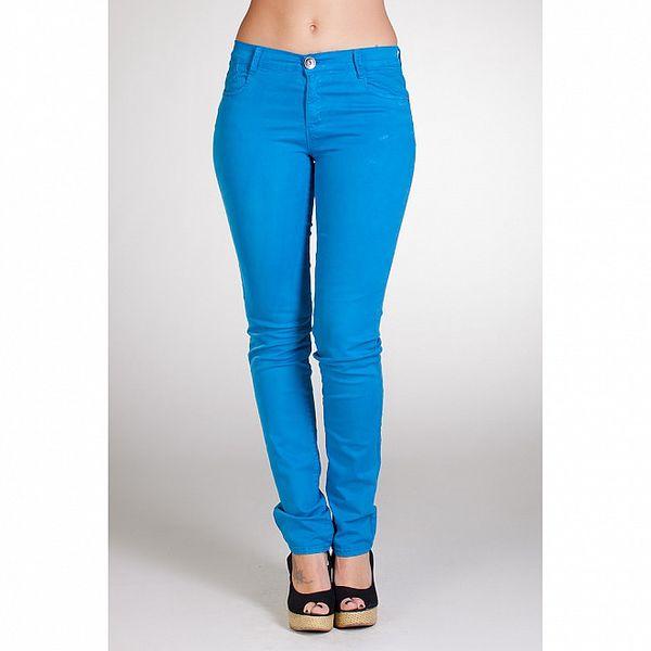 Dámske modré nohavice Stix