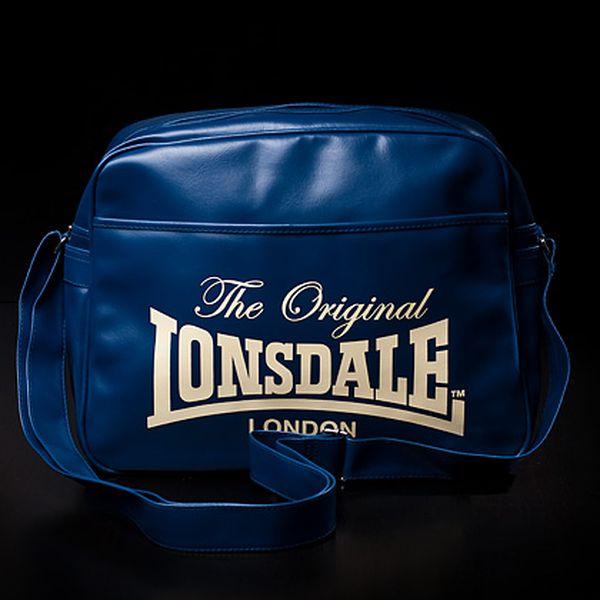 Taška Lonsdale modrá