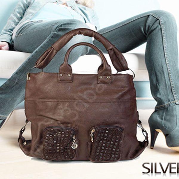 Kabelky značky Silvercase