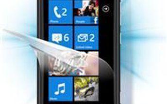 Kvalitní fólie na mobil ScreenShield Lumia 800 (celé tělo)