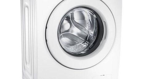 Automatická pračka Samsung WF70F5E0W2W. Převratná technologie Eco Bubble™. Účinné praní i ve studené vodě.