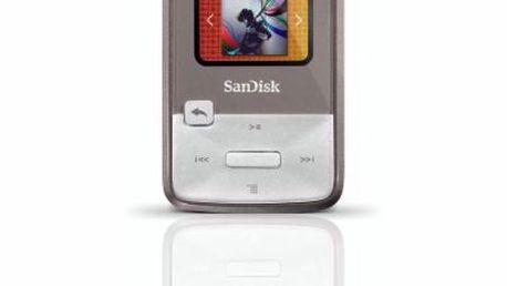Špičkový MP3 přehrávač Sandisk Sansa Zip 4 GB