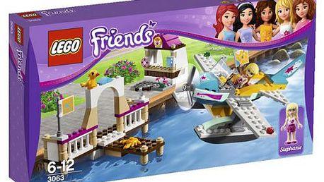 Stavebnice Lego Friends Letecký klub Heartlake 3063