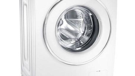 Automatická pračka Samsung WF80F5E5W4W. Technologie Eco Bubble™Praní ve studené vodě je stejně účinné jako v teplé.