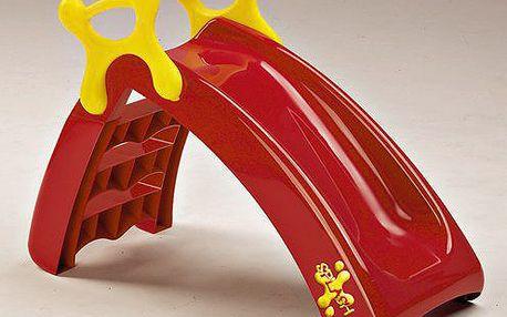 Klouzačka GRAND Soleil 2012 plastová s madly