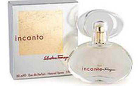 Pánská vůně Salvatore Ferragamo Incanto 100 ml. Mužná, naplněná energií a okouzlující elegancí.