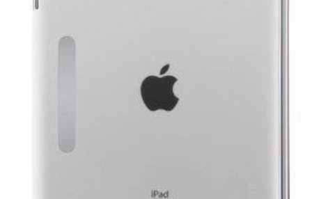 Belkin Snap Shield Secure - Průhledné pouzdro pro iPad 2 s kovovým proužkem pro Smart Cover.