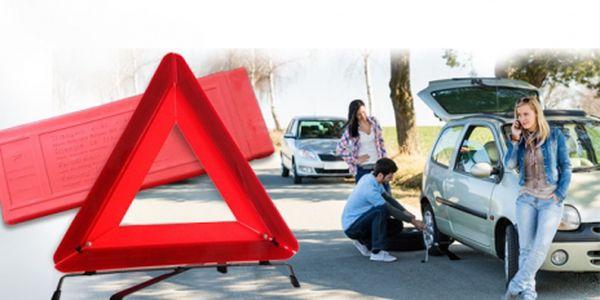Bezpečnostní AUTO LED TROJÚHELNÍK s 26 LED diodami za skvělých 399 Kč VČETNĚ POŠTOVNÉHO! Maximální bezpečnost pro Vás a Vaše blízké! Díky blikajícím LED diodám je tak odstavené auto vidět několik stovek metrů dříve!
